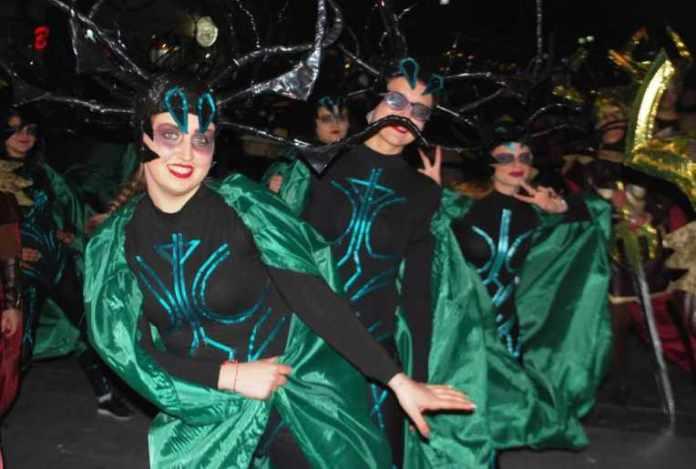 Започна Струмичкиот карневал – Струмица преплавена од маски