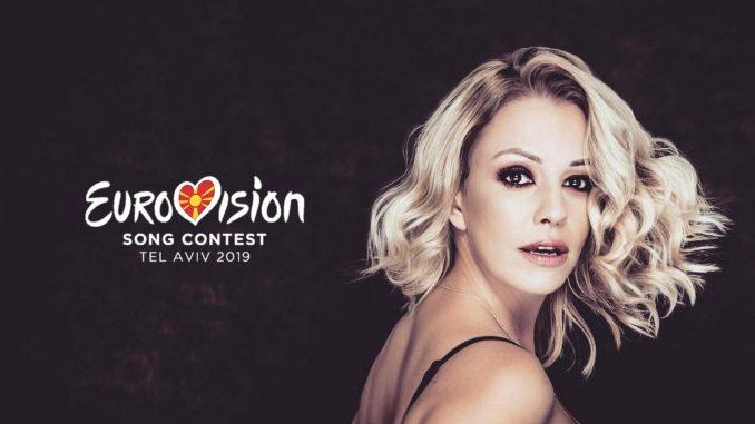 (ВИДЕО) Слушнете ја евровизиската песна со која ќе не претставува Тамара Тодевска