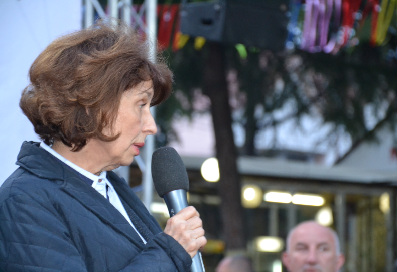 Сиљановска Давкова: Правото на самоопределување е право на секоја држава и народ