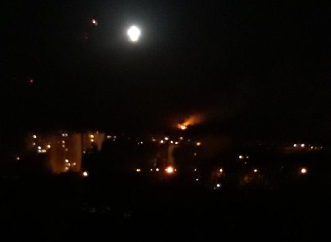 (ФОТО) Пожар на Водно – огнот брзо се шири