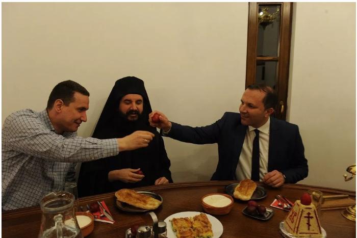 Со јајца се кршеа Спасовски и Ѓорчев