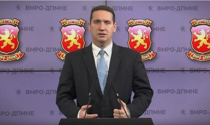 Ѓорчев: Веднаш да се укине дополнителната акциза на Заев и Тевдовски – цените на горивата се превисоки