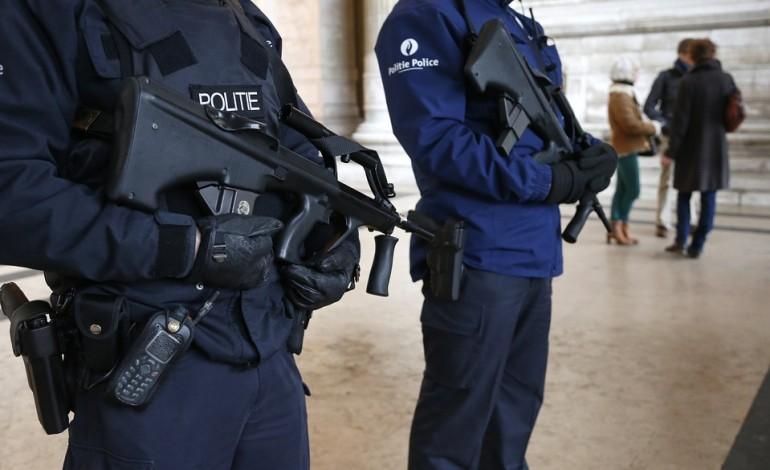 Во Белгија спречен терористички напад