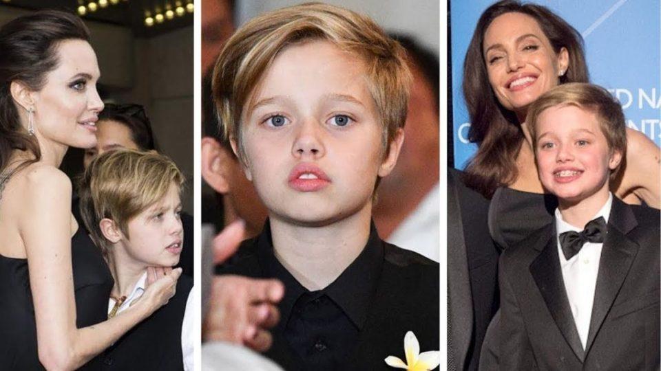 Ќерката на Анџелина Џоли, Шајло ќе го менува полот