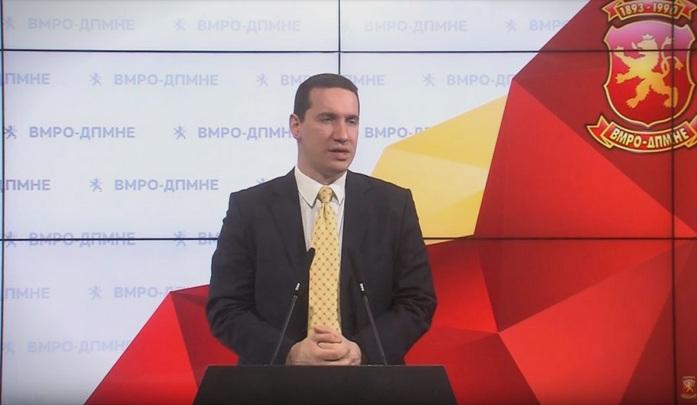 Ѓорчев: Зошто Заев и Царовска молчат за иселувањето и падот на наталитетот од невидени 20%?