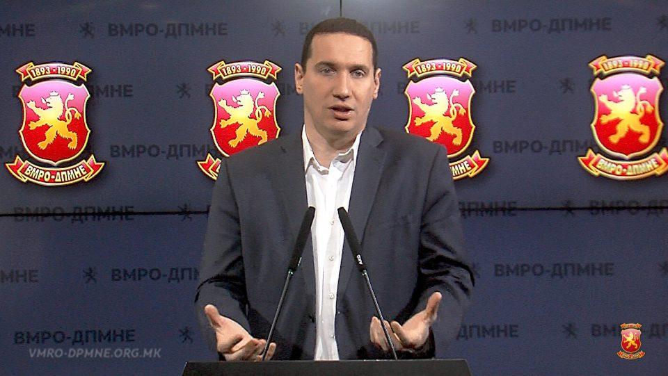 Ѓорчев: Македонија гори, а никој не превзема одговорност за милионските штети