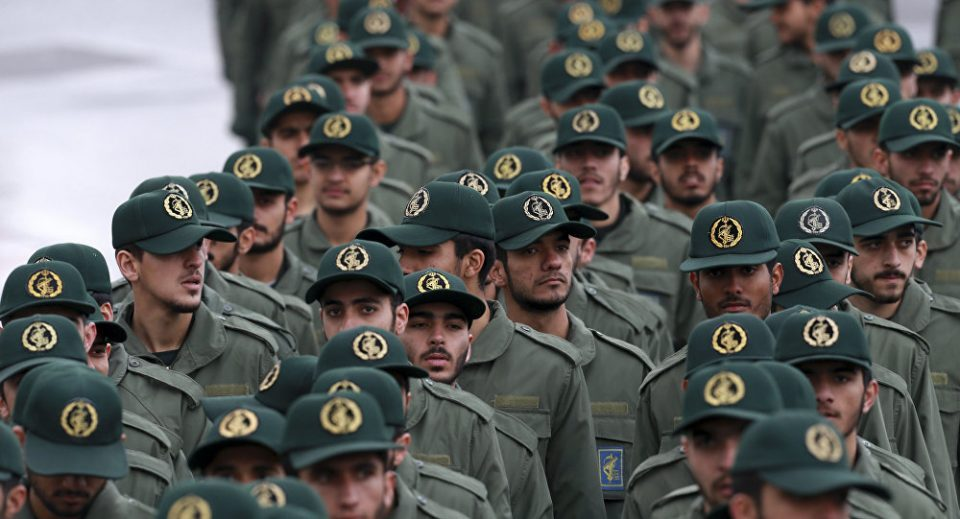 САД ја прогласија Иранската револуционерна гарда за терористичка организација