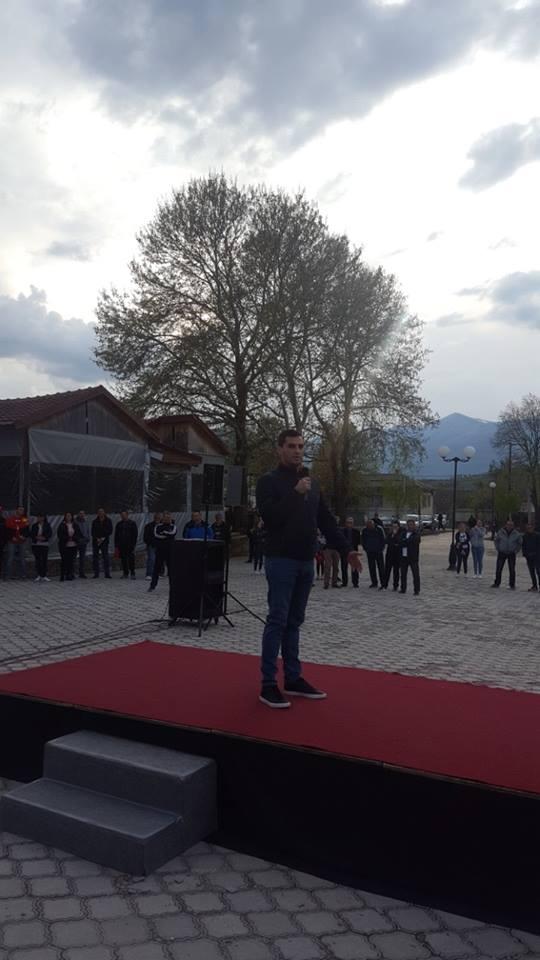 Јаулески од Чашка: Зората повторно да изгрее над Македонија и да донесе слобода и правда