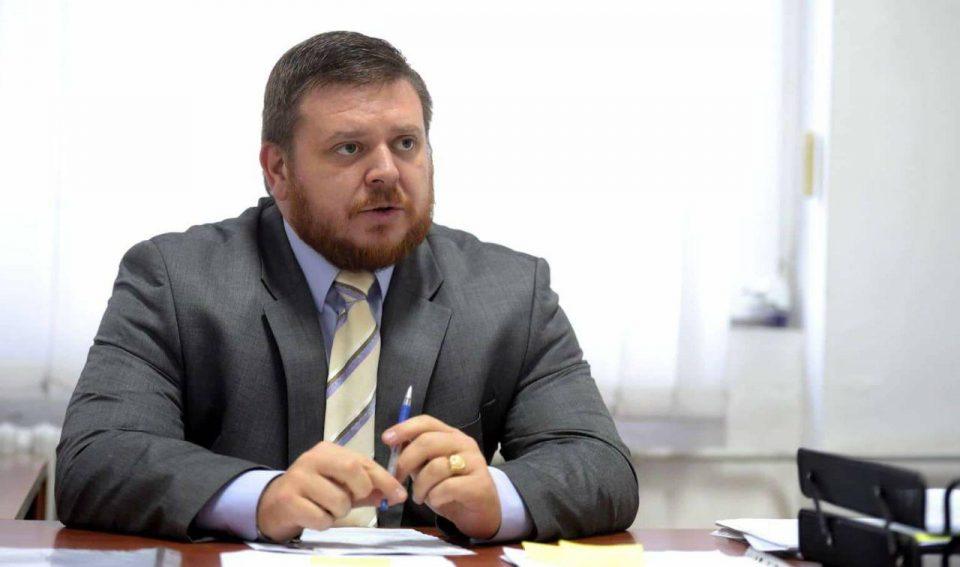 """Интервју на """"Лидер"""" со Александар Нацев: Ветингот мора да ги зајакне институциите, а не да биде алатка за политичка пресметка"""