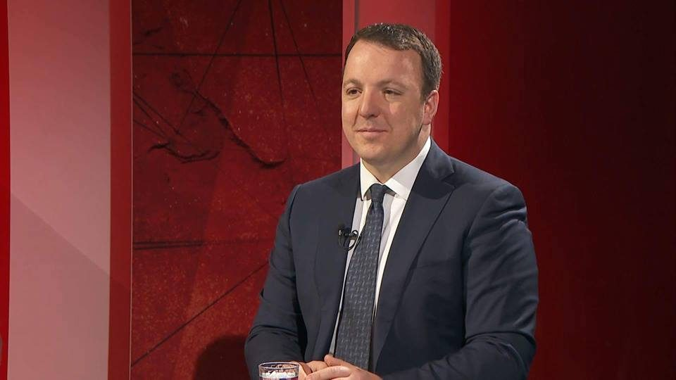 Потпретседателот на ВМРО-ДПМНЕ, Николоски во работна посета на Рим и Ватикан