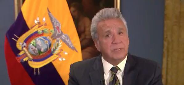 Претседателот на Еквадор го укина законот што предизвика масовни протести