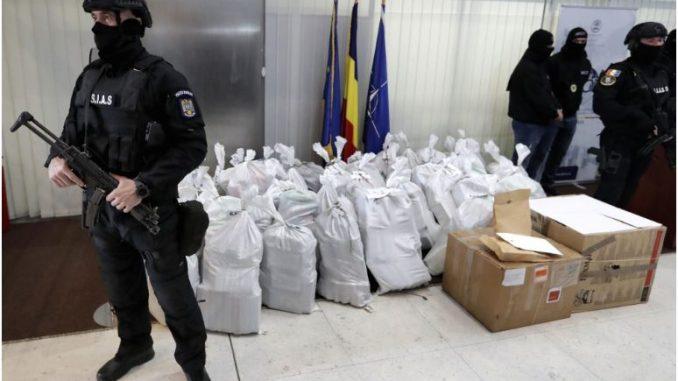 Романија: Бранови исфрлиле дрога на брегот на Црното Море