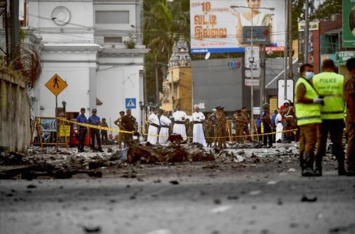 Нова експлозија одекна денеска на Шри Ланка