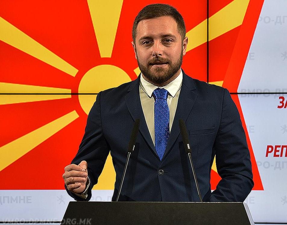 Арсовски со поддршка за Златев: Заев сака да го замолчи целиот новинарски свет