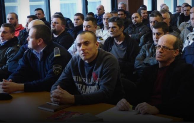 Скандал во Апелација за Диво Насеље: Зборувај албански, ова е Албанија!