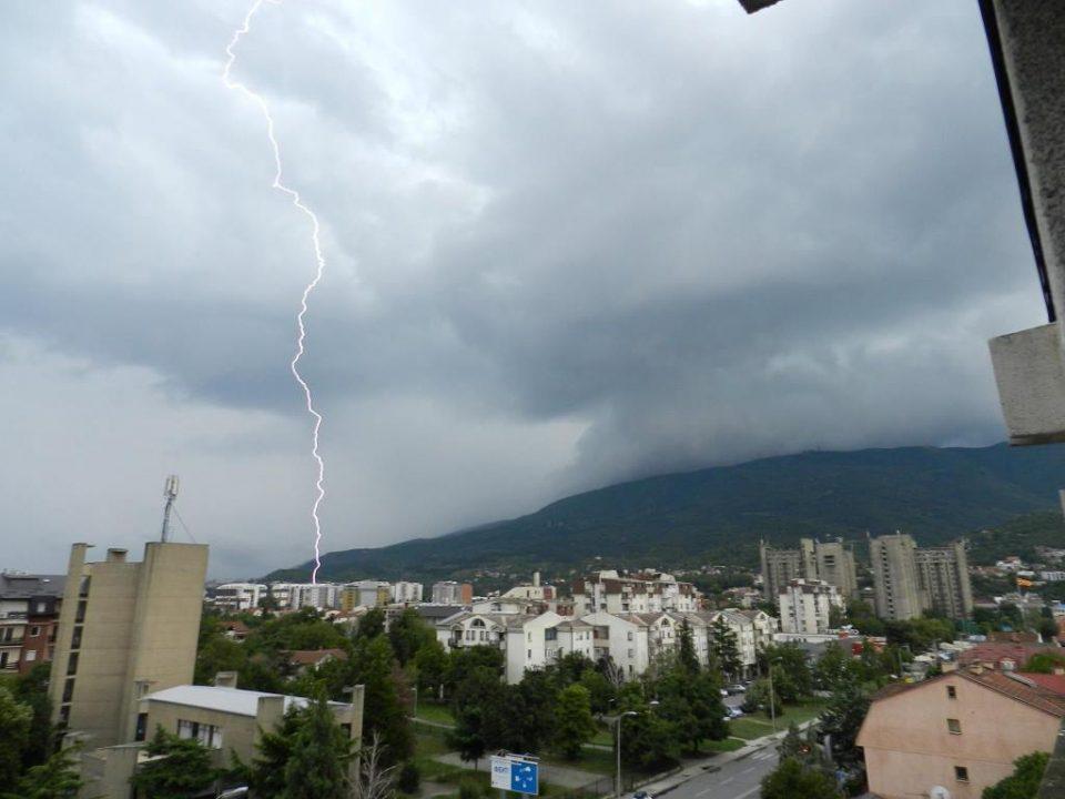 """Град Скопје формираше кризен штаб: Градот ќе се спасува од циклонот """"Андреа"""""""