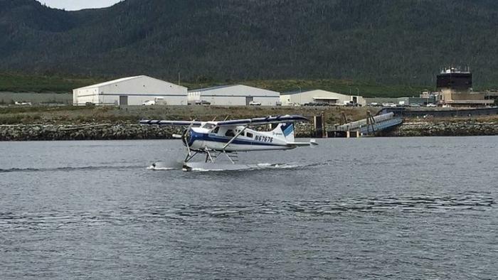 Се судрија два хидроавиона на Алјаска, петмина загинаа, еден исчезнат