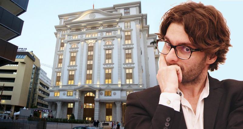 Јовановиќ: Со кратење на платите на администрацијата средната класа се сведува на сиромаштија