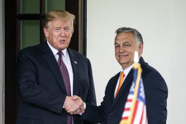 Орбан: Состанокот со Трамп го зајакна сојузот на двете земји