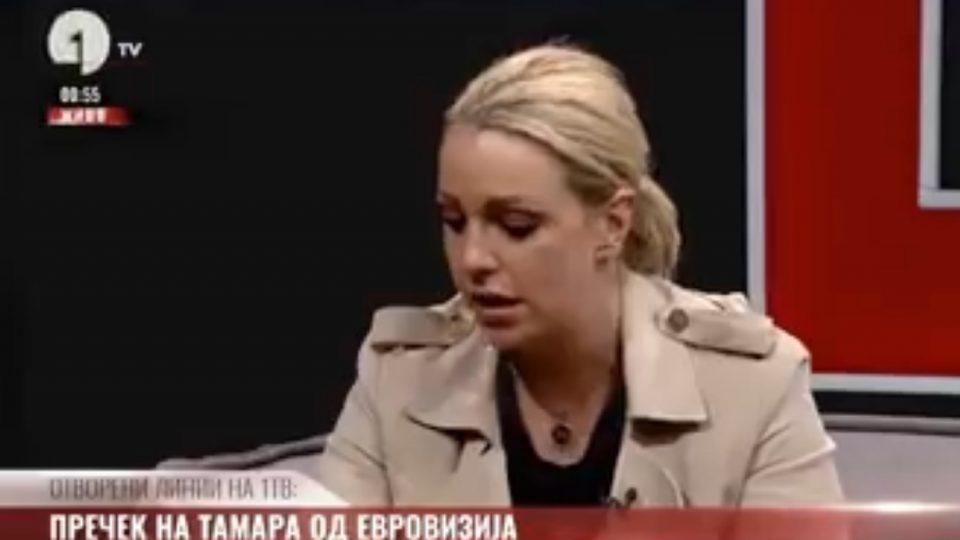 (ВИДЕО) Тамара Тодевска: Без везе е да се купуваат амбулантни возила наместо Евровизија!