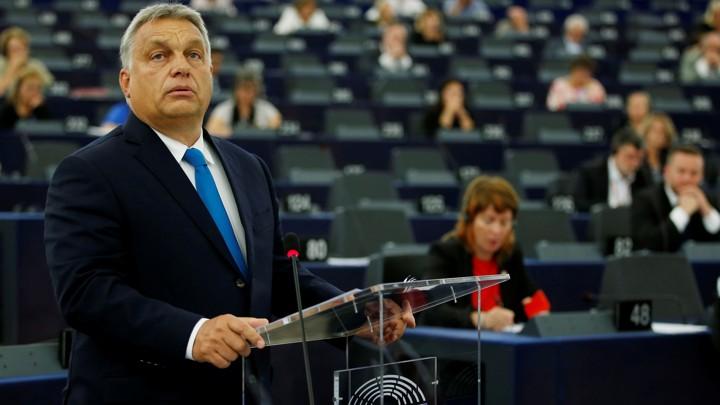 Убедлива победа на Орбан на европските избори во Унгарија!
