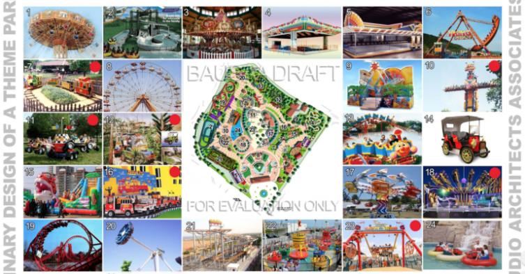 Скопје ќе добие нов забавен парк на местото на стариот Луна парк