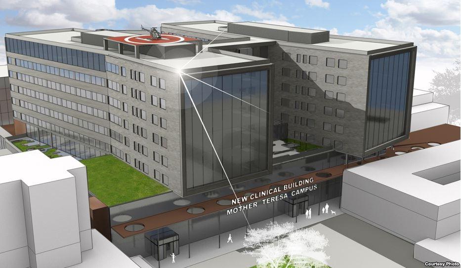 Почна постапката за изградба на новиот Клинички центар