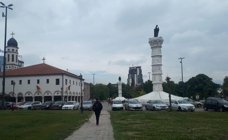 Шилегов: Ако продолжи наплатата за паркинг на плоштадот Пресвета Богородица, црквата ќе биде казнета