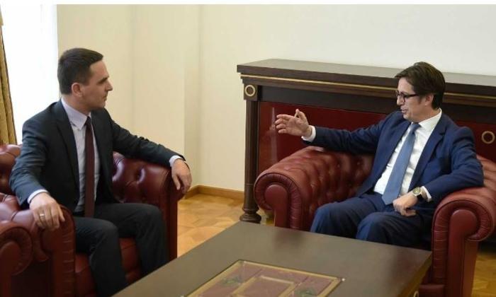 Претседателот се сретна со Касами: Сите партии да придонесат за исполнување на реформите
