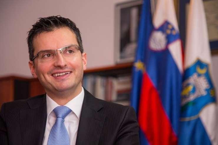 Марјан Шарец во посета на Македонија