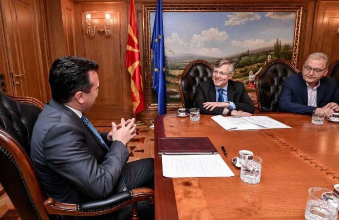 Средба Заев-Иконен: Финска со поддршка за нашата интеграција во ЕУ