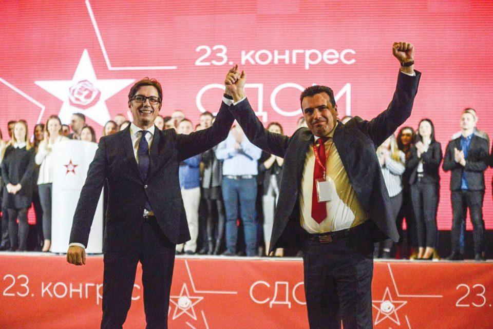 Не му беше на инаугурација, но ќе му оди на гости: Попладне средба Заев-Пендаровски