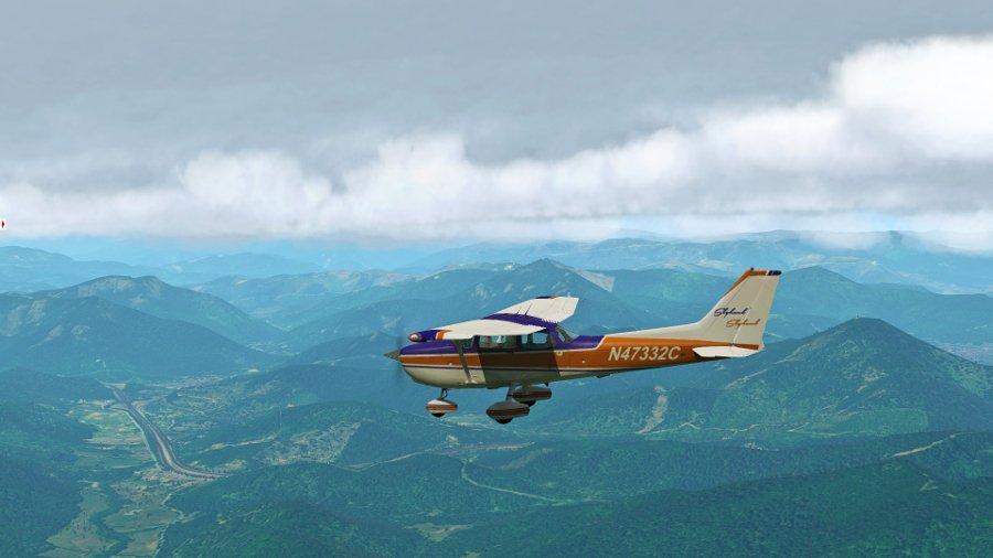 Авиони ќе летаат над Скопје во среда