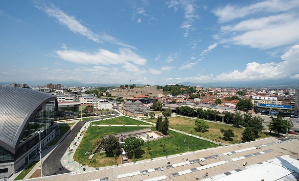 Скопје доби нов парк за 0 денари