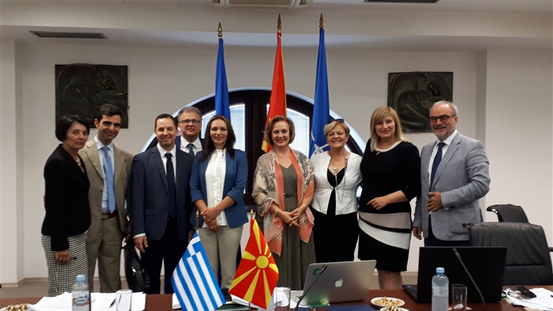 Македонско-грчки експерти охрабруваат бизнисмени да започнат дијалог согласно Договорот од Преспа