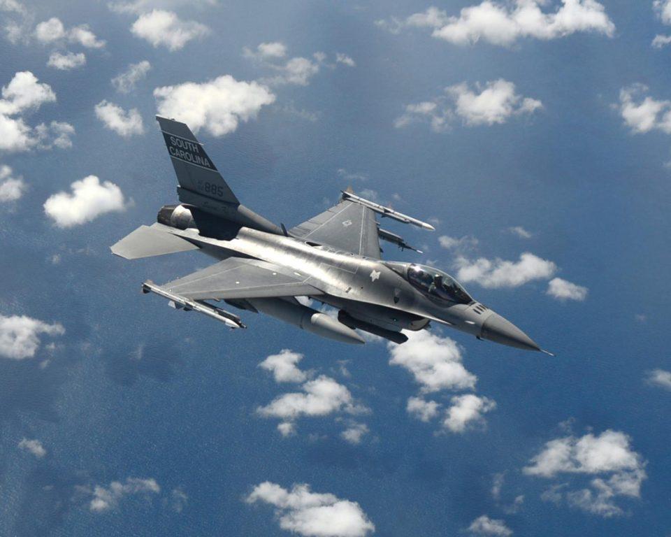 Борисов: Со Ф-16 ќе го штитиме македонското небо