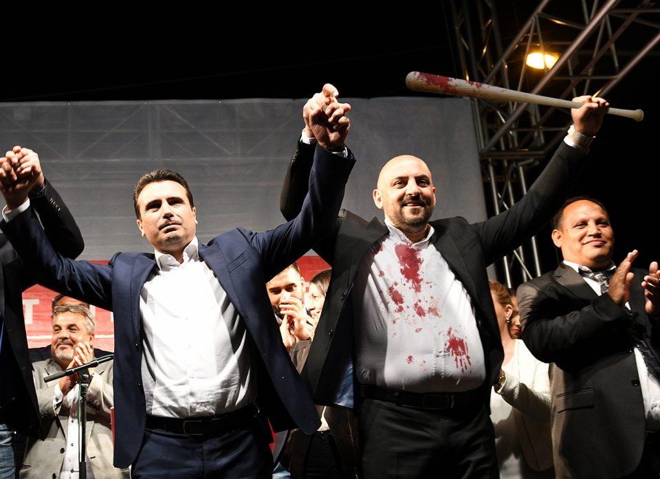 АУДИО БОМБА: Градоначалник од СДСМ тепа и измачува киднапиран човек!