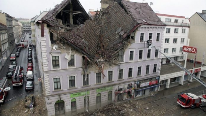 Голема експлозија во Виена – повредените во критична состојба