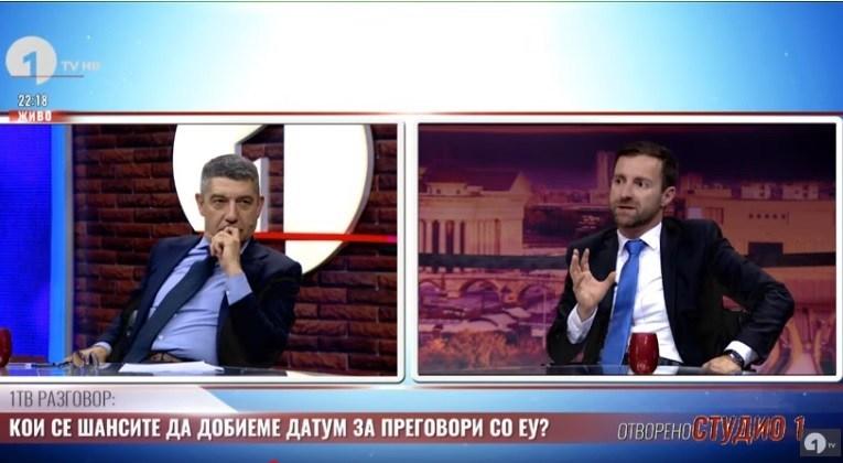 (ВИДЕО) Илија Димовски го нокаутираше Борјан Јовановски: Кутриот, не знаеше што да одговори