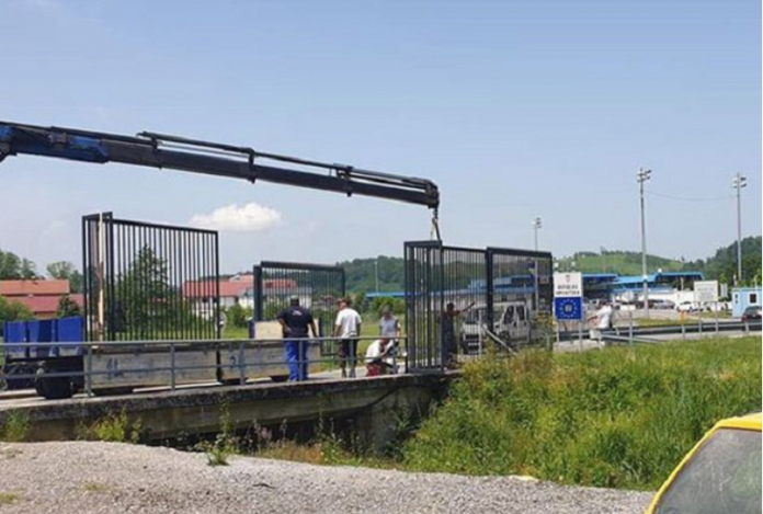 Хрватска гради заштитна ограда против мигрантите