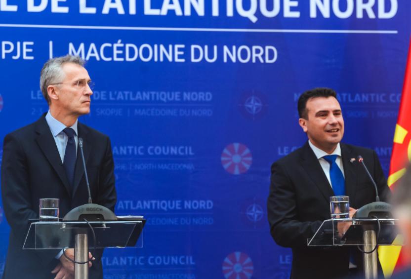 Столтенберг: Подготвени сме да ве пречекаме во НАТО