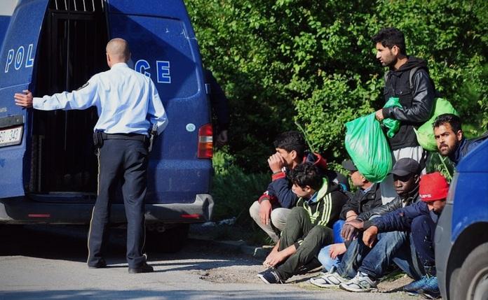 Пронајдени мигранти од Пакистан на автопатот Гевгелија-Скопје
