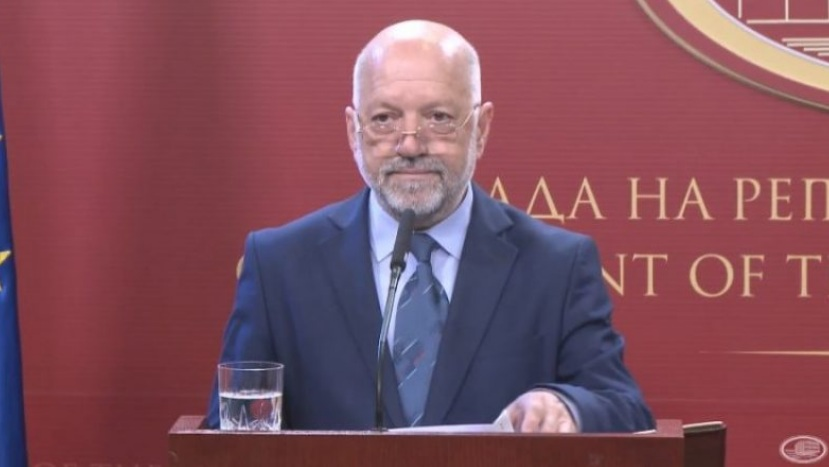 Димовски: Нема да дозволиме во АНБ да работат луѓе кои имаат конфликт на интереси