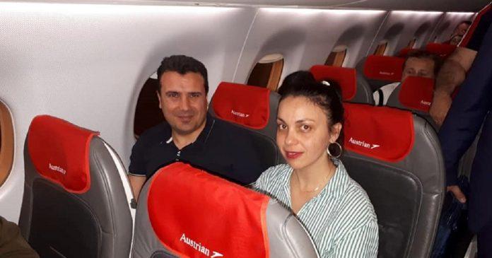 Заев лета со редовни авионски линии – владиниот авион на сервис