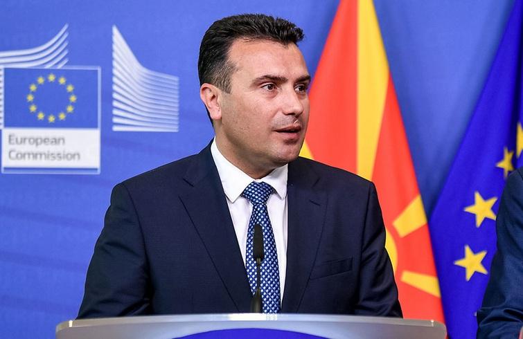 ВМРО-ДПМНЕ: Заев е промотор и заштитник на криминалот