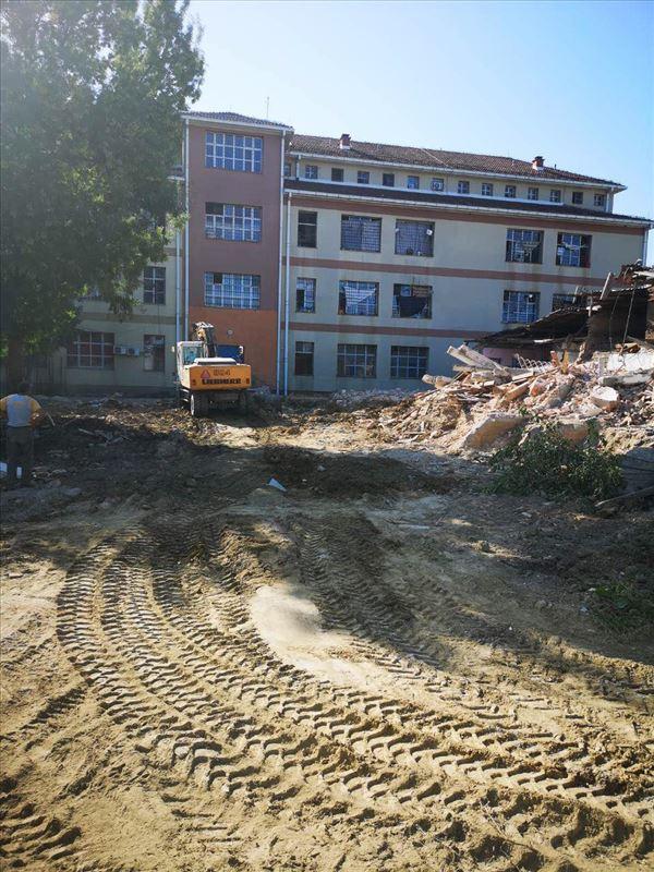 (ФОТО) Затворениците во Идризово ќе добијат нов парк
