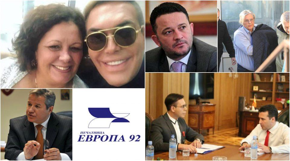 """""""Лидер"""" ексклузивно открива: Еве кои бизнисмени плаќале рекет кај Боки 13 и Катица Јанева – сумата надминува 5 милиони евра!"""