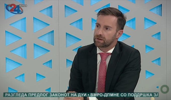 Димовски: Меѓународните партнери имаат апсолутна недоверба во следните разговори со премиерот