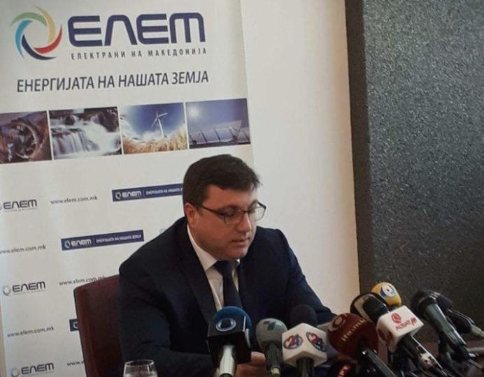 Директорот на ЕЛЕМ разрешен поради вработувањето на синот на Мира Дизел и ќерката на Џафери