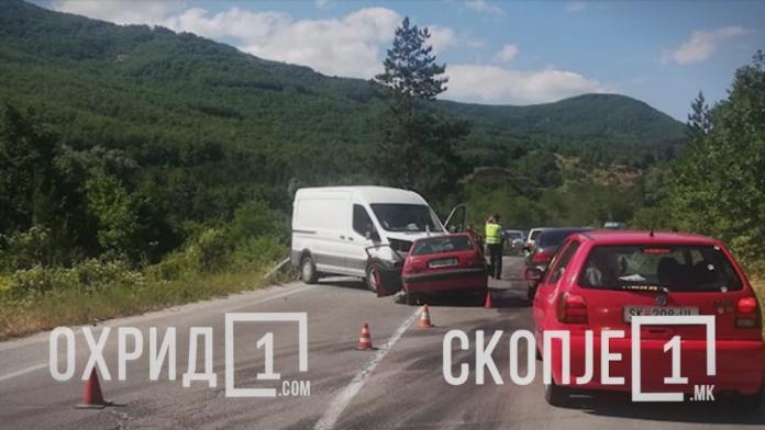 Страшна несреќа попладнево во охридско – еден загинат и еден тешко повреден